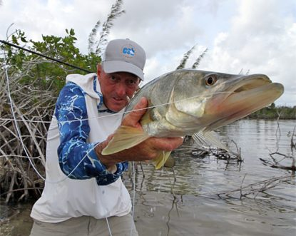 Eric Ersch - ESB Lodge Snook