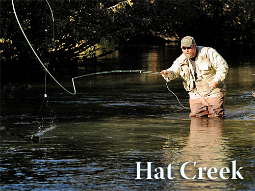 Northern California - The Fly Shop - Stream Report