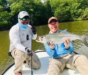 ESB Lodge Report - September 15 - September 22, 2019