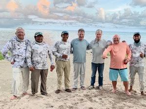 ESB Lodge Report - October 27 - November 3, 2019