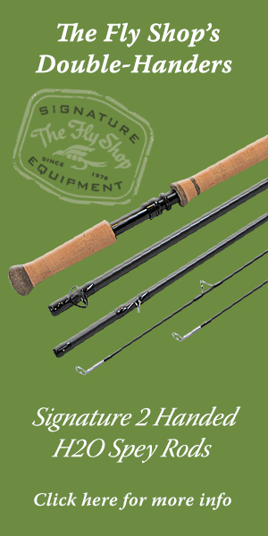 TFS Signature Spey Rods
