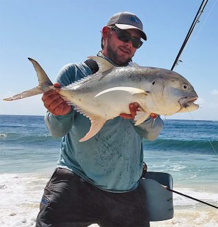 Jack Crevalle in Belize