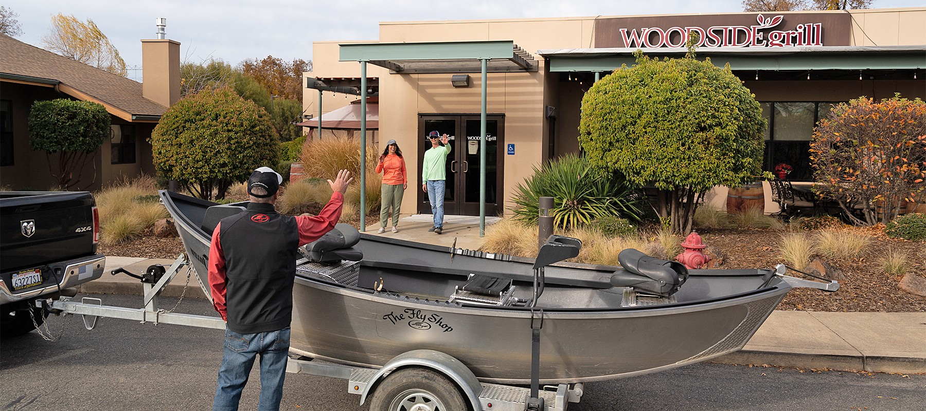 Gaia Hotel Fishing & Lodging Packages
