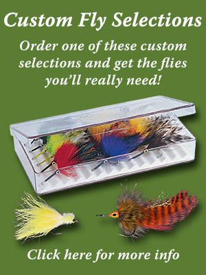 Tarpon Fly Selection for Belize