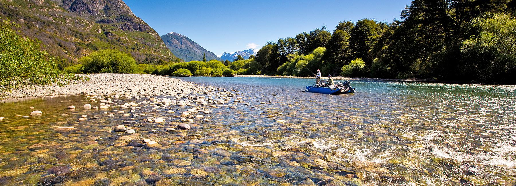 5 reasons to fly fish Chile