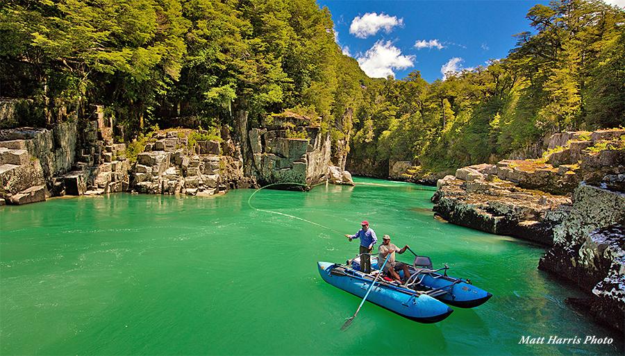 Patagonian Basecamp