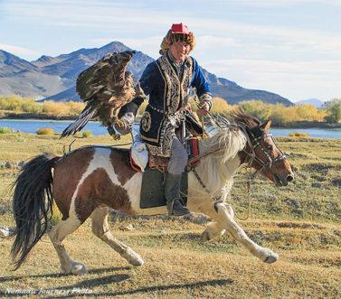 Altai eagle festival