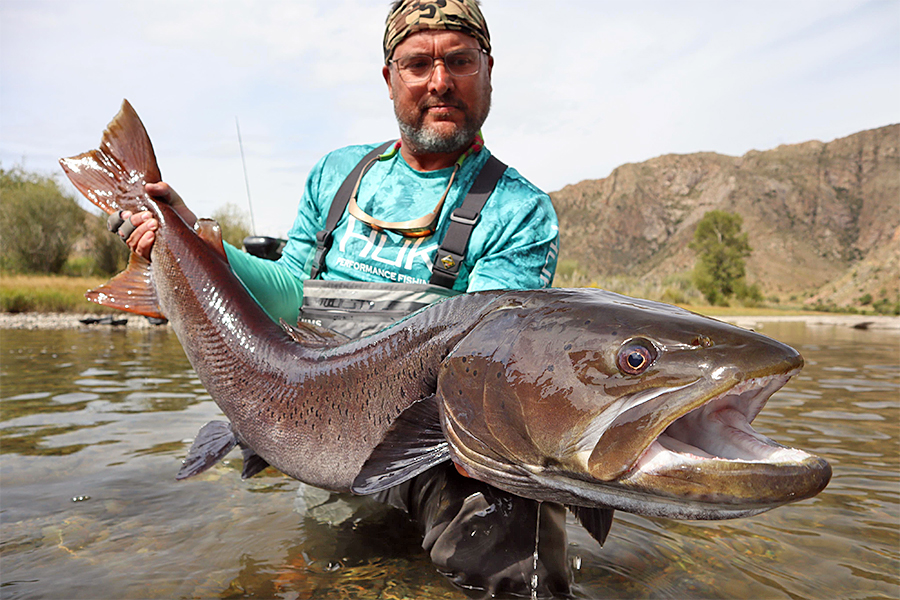 Top 5 Reasons to Fly Fish Mongolia