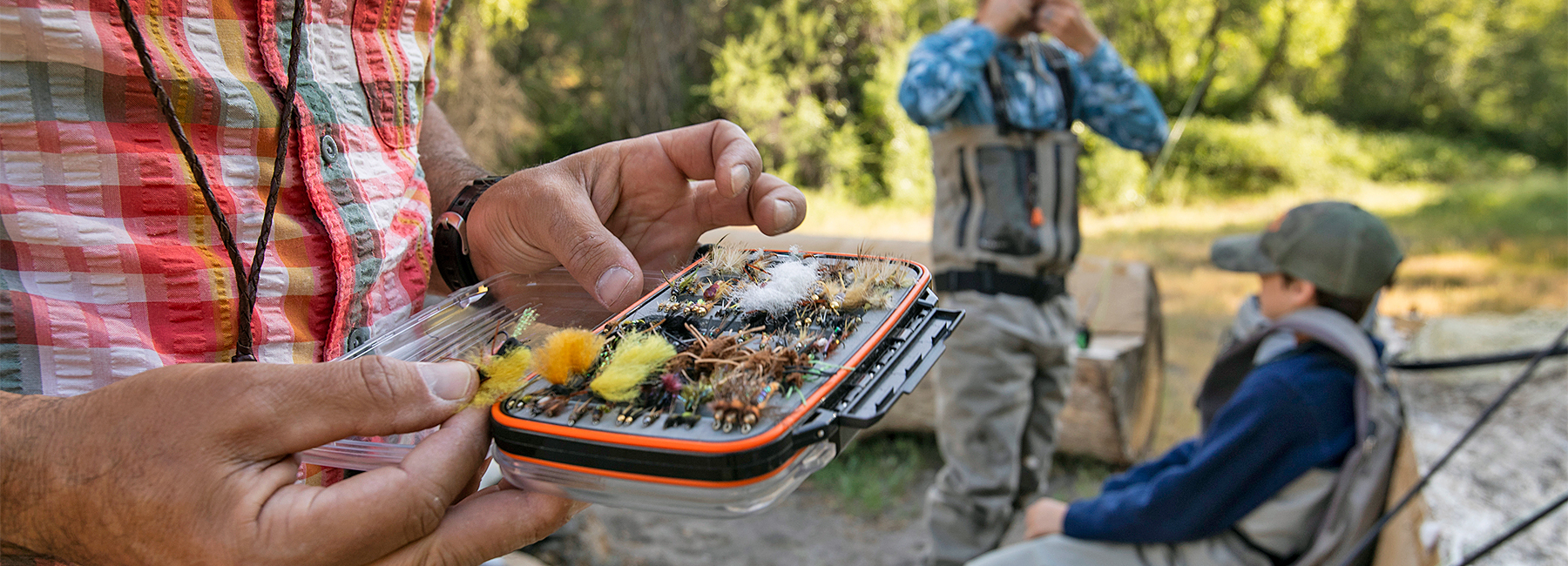 Top 5 Flies for Fly Fishing Northern California