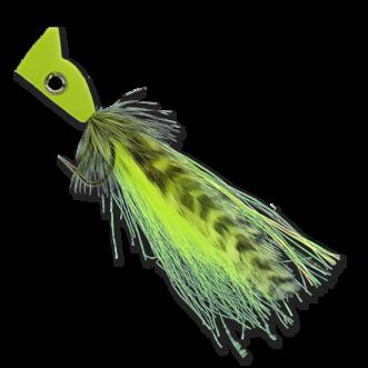 Rainy's PSP Bubblehead - Chartreuse