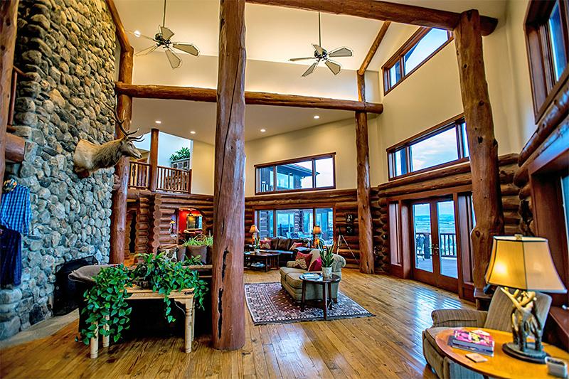 Greg Bricker - Shields River Lodge