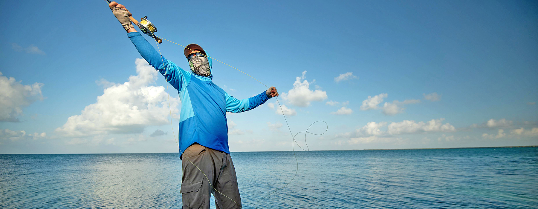 Run From the Sun - Ways to Protect Yourself While Fly Fishing