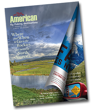 American Fly Fishing Destinations
