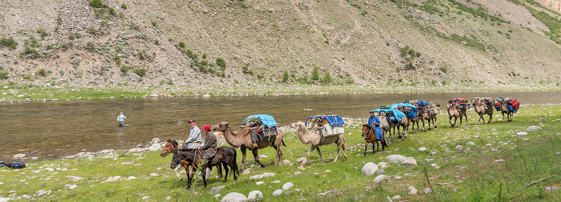 Essential Gear for Fly Fishing Mongolia