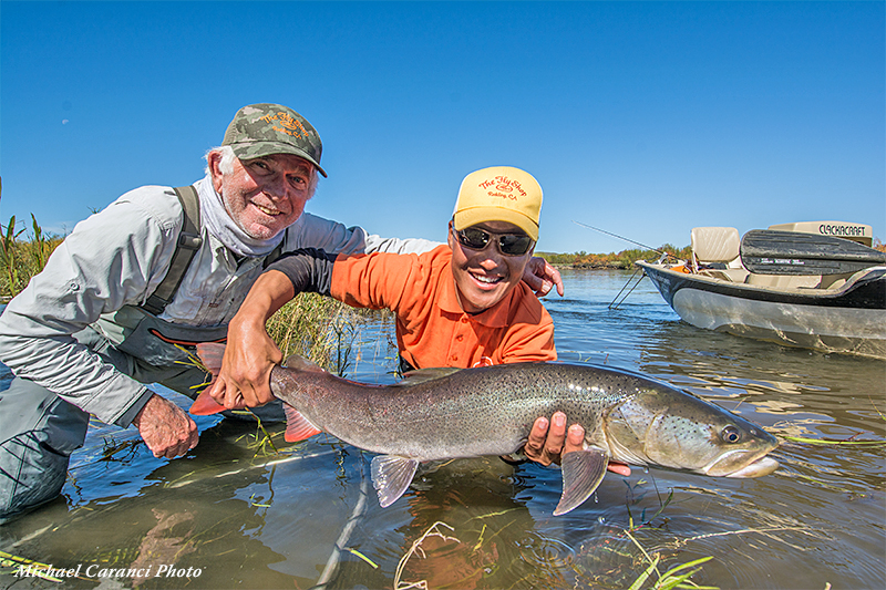 Essential Gear for Fly Fishing for Taimen in Mongolia