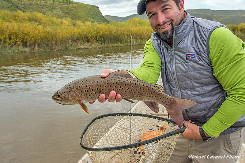 sential Gear for Fly Fishing for Trout in Mongolia