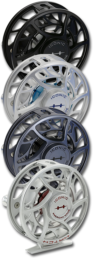 Hatch Iconic Fly Reels