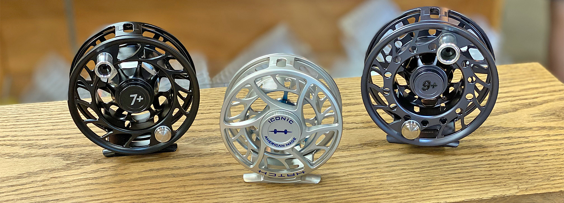 Gear Review: The Hatch Iconic Fly Reel