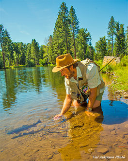 Simple Tips for Fly Fishing in the Summer Heat