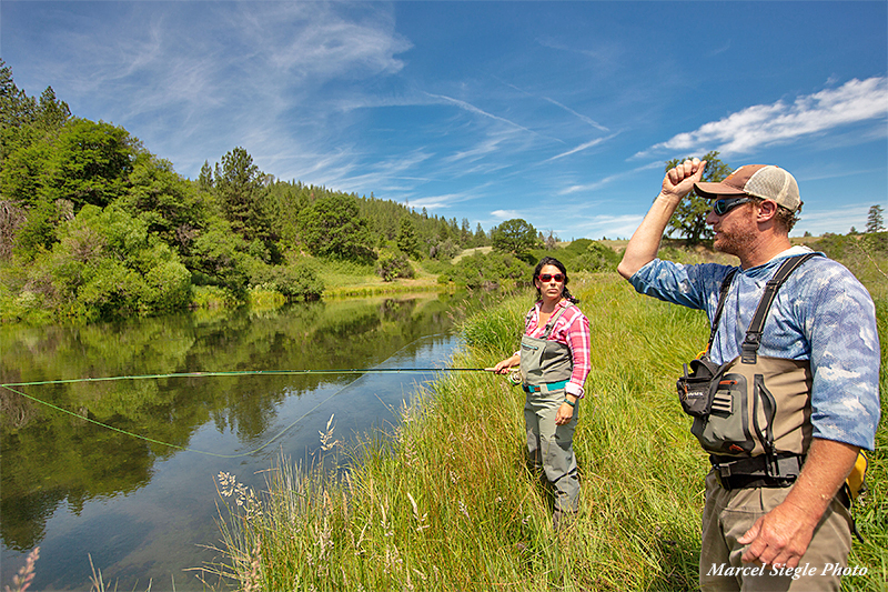 8 Reasons to Hire a Guide for Your Next Fly Fishing Trip - Teaching Guide
