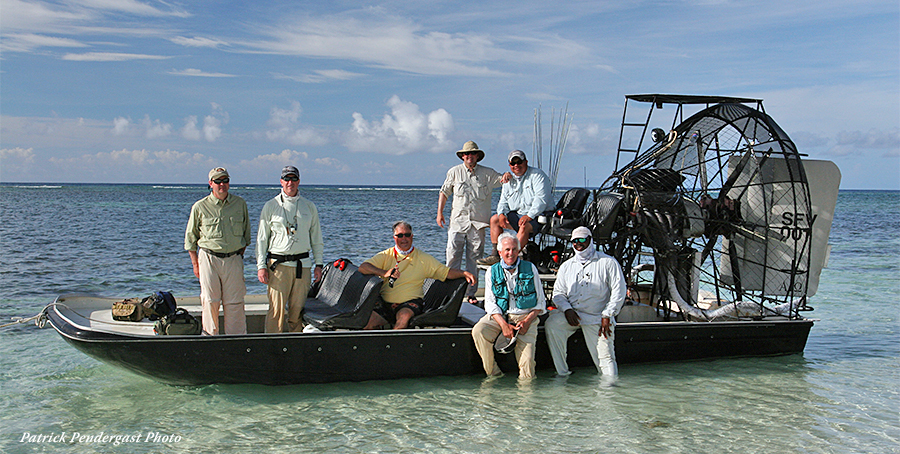 A Bonefish Story from Turks & Caicos – British West Indies